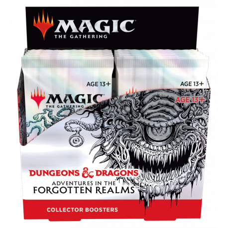 Adventures in the Forgotten Realms - Collector Booster Box