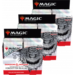 Adventures in the Forgotten Realms - 3x Collector Booster Box