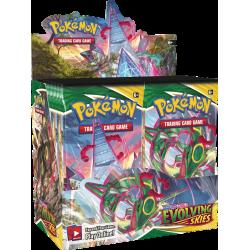 Pokemon - SWSH7 Évolution Céleste - Boîte de Boosters (36 Boosters)