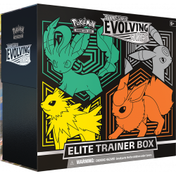 Pokemon - SWSH7 Evoluzioni Eteree - Set Allenatore Fuoriclasse