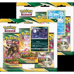 Pokemon - SWSH7 Evolving Skies - 3-Pack Blister Set