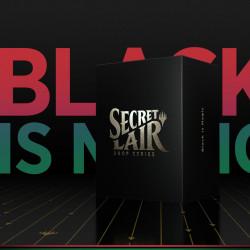 Secret Lair - Black Is Magic