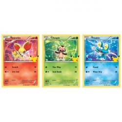 Pokémon - Oversize Promo Cards - Kalos First Partners