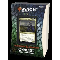 Adventures in the Forgotten Realms - Commander Deck - Aura of Courage