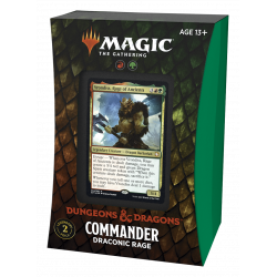 Adventures in the Forgotten Realms - Commander Deck - Witherbloom Witchcraft