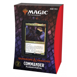 Adventures in the Forgotten Realms - Commander Deck - Lorehold Legacies