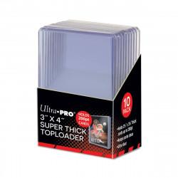 Ultra Pro - Super Thick Toploader 200PT (10x)