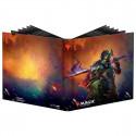 Ultra Pro - Modern Horizons 2 12-Pocket PRO-Binder - Dakkon Blackblade
