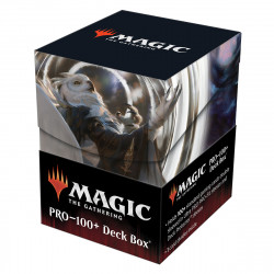 Ultra Pro - Strixhaven Deck Box - Shaile, Dean of Radiance & Embrose Dean of Shadow