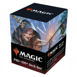 Ultra Pro - Strixhaven Deck Box - Valentin, Dean of the Vein & Lisette, Dean of the Root