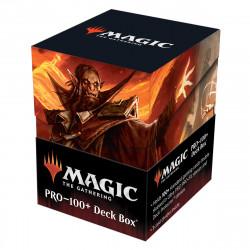 Ultra Pro - Strixhaven Deck Box - Plargg, Dean of Chaos & Augusta, Dean of Order