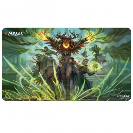 Ultra Pro - Strixhaven Playmat - Witherbloom Command
