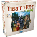 Ticket to Ride - Europe 15th Anniversary