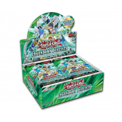 Yu-Gi-Oh! - Legendary Duelists: Synchro Storm - Booster Display
