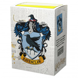 Dragon Shield - WizardingWorld Art 100 Sleeves - Ravenclaw