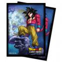 Ultra Pro - Dragon Ball Super 100 Sleeves - SS4 Son Goku