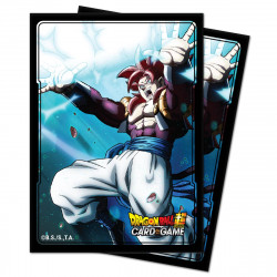 Ultra Pro - Dragon Ball Super 100 Sleeves - SS4 Gogeta