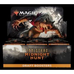 Innistrad: Mitternachtsjagd - Draft-Booster Display