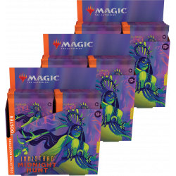Innistrad: Midnight Hunt - 3x Collector Booster Box