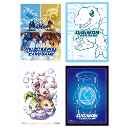 Digimon Card Game - Official Sleeves 2020 (4x60)