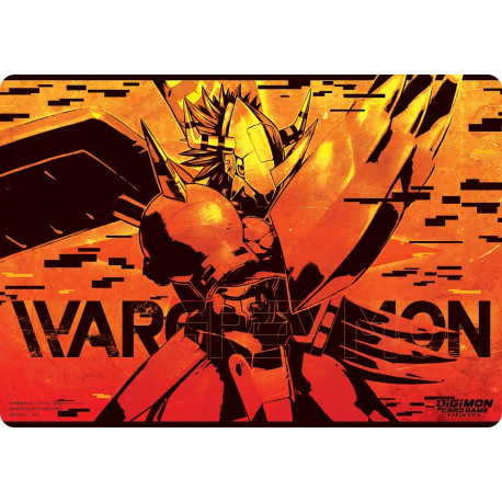 Digimon Card Game - Playmat Wargreymon PB-03