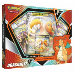 Pokemon - Kollektion Dragoran-V