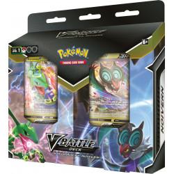 Pokemon - V‑Kampfdeck - Rayquaza vs. Noivern