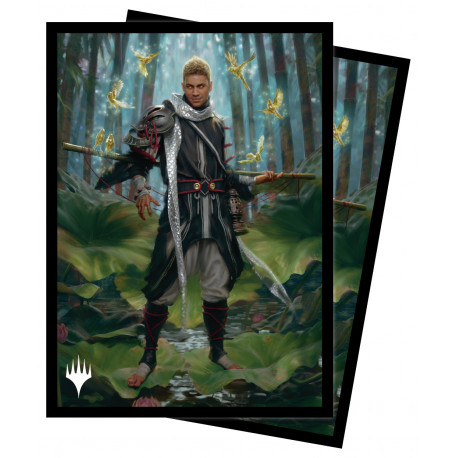 Ultra Pro - Adventures in the Forgotten Realms 100 Sleeves - Grand Master of Flowers
