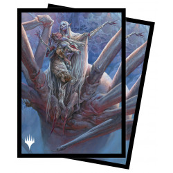 Ultra Pro - Adventures in the Forgotten Realms 100 Sleeves - Lolth, Spider Queen