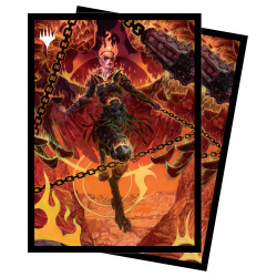 Ultra Pro - Adventures in the Forgotten Realms 100 Sleeves - Zariel, Archduke of Avernus