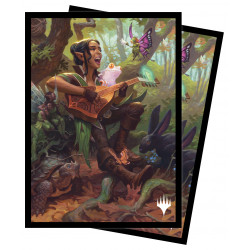 Ultra Pro - Adventures in the Forgotten Realms 100 Sleeves - Ellywick Tumblestrum