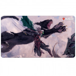 Ultra Pro - Adventures in the Forgotten Realms Playmat - Drizzt Do'Urden