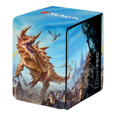 Ultra Pro - Adventures in the Forgotten Realms Alcove Flip Box - The Tarrasque