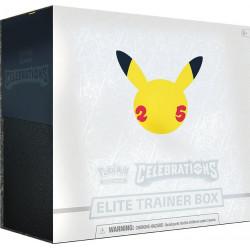 Pokemon - Célébrations - Coffret Dresseur d'élite