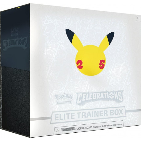Pokemon - Celebrations - Elite Trainer Box