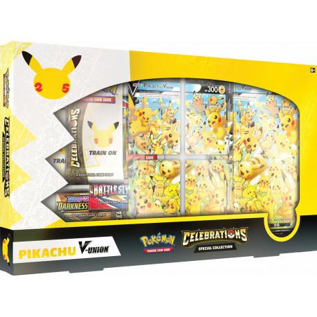 Pokemon - Celebrations - Special Collection Pikachu V-UNION