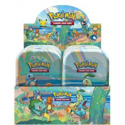 Pokemon - Celebrations - Mini Tin Display