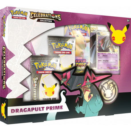 Pokemon - Celebrations Collection - Dragapult Prime