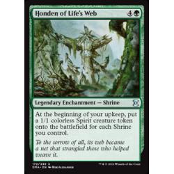 Honden of Life's Web