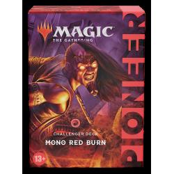 Challenger Decks Pioneer 2021 - Mono Red Burn