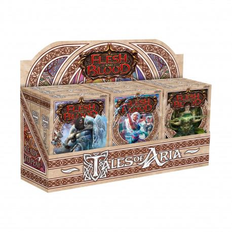 Flesh and Blood TCG - Tales of Aria - Blitz Decks Display (9 Decks)