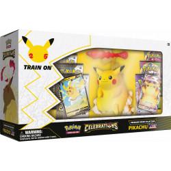 Pokemon - Collection Premium avec figurine Célébrations - Pikachu-VMAX