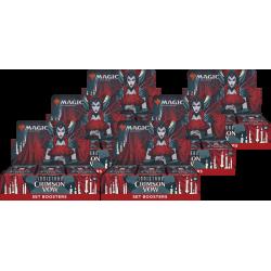 Innistrad : noce écarlate - 6x Boîte de Boosters d'Extension