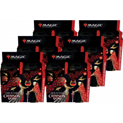 Innistrad: Crimson Vow - 6x Collector Booster Box