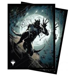 Ultra Pro - Innistrad Midnight Hunt 100 Sleeves - Seafaring Werewolf