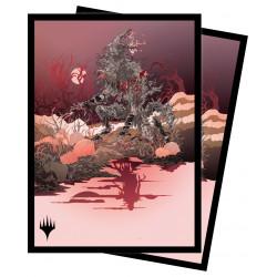 Ultra Pro - Innistrad Midnight Hunt 100 Sleeves - Arlinn, the Moon's Fury