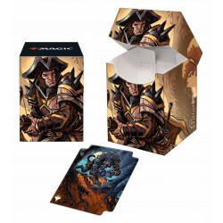 Ultra Pro - Innistrad Midnight Hunt Deck Box - Brutal Cathar