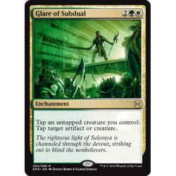 Glare of Subdual