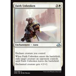 Faith Unbroken