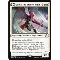 Gisela, the Broken Blade / Brisela, Voice of Nightmares